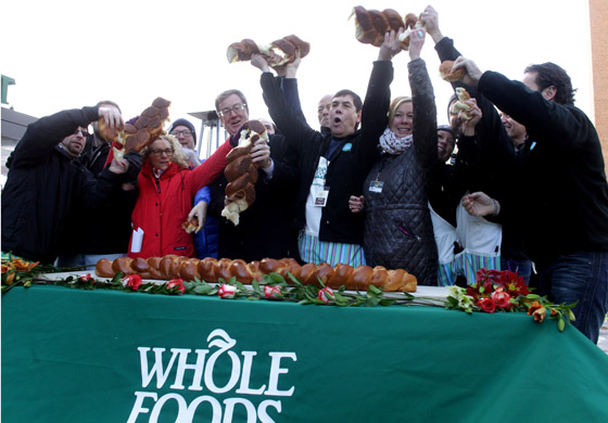 Whole Foods Ottawa Community Support