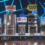 """Best Buy and LG: Recycle aging fridges and upgrade to new energy-efficient models with EPA's """"Flip Your Fridge"""" ENERGY STAR® campaign on The Ellen DeGeneres Show"""