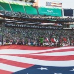 Starbucks and Sounders FC honor active service members and veterans with complimentary tickets for the Sounders vs. Vancouver Whitecaps match on August 1st Photos courtesy Corky Trewin