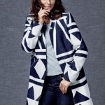 Debenhams launches AW15 campaign with models Carmen Kass and Helena Christensen