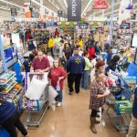 Walmart's CMO Steve Bratspies on 2015 Black Friday: Tens of millions of customers visited our digital and physical aisles