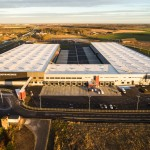 Maxima Grupė starts operations at the biggest and up-to-date logistics centre in Estonia