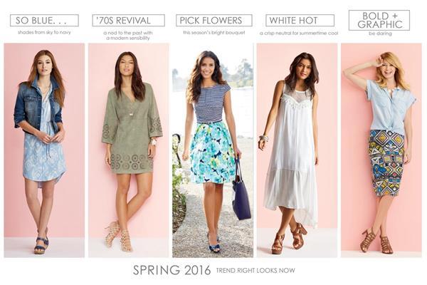 Epr Retail News Bon Ton Launches Spring Fashion Trends