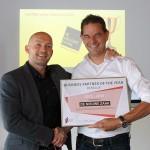 Intershop has names De Nieuwe Zaak Intershop Partner of the Year 2015 - 2016 in the Benelux