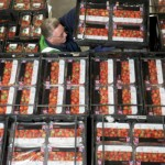 Strawberries set to become the bestselling product at Sainsbury's for four months