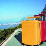 Louis Vuitton launches new collection of rolling luggage in collaboration with Marc Newson