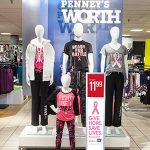 JCPenney announces $100,000 contribution to the American Cancer Society®