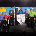 SONIC® Drive-In crew Hazel Green, Alabama wins gold medal at this year's annual DR PEPPER SONIC GAMES