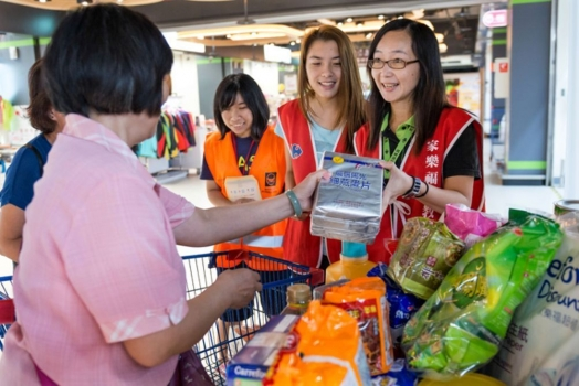 2000 Carrefour stores in 10 different countries participate in the fourth international food collection campaign