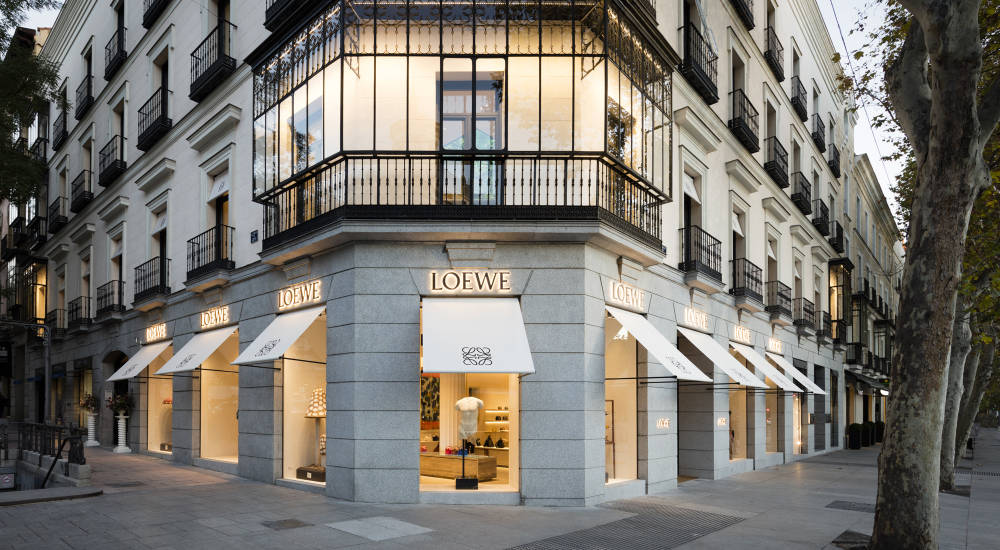 Loewe opens its first flagship in Spain, CASA LOEWE Madrid