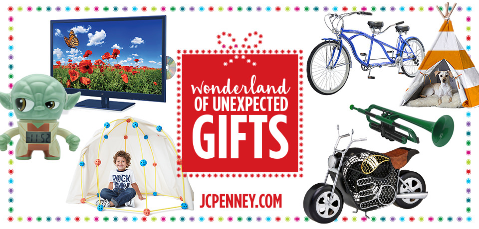 JCPenney.com features expanded offering and exciting new product categories not found in stores