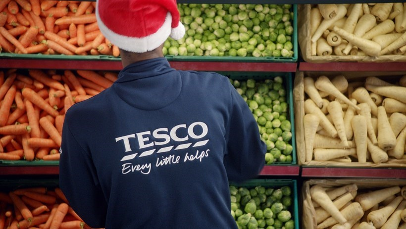 This December 15,000 additional Festive Colleagues set to help customers with their Christmas shopping at Tesco