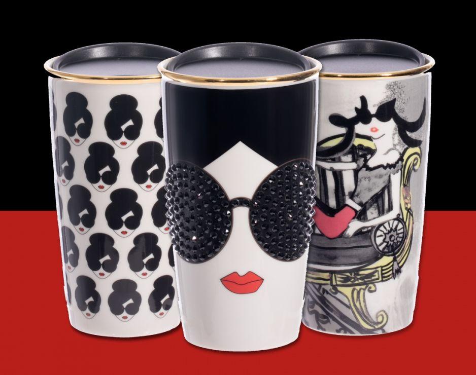 Image Result For Alice And Olivia Starbucks Mugs