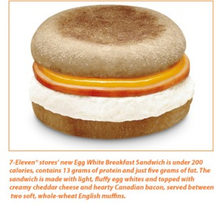 7-Eleven Egg White