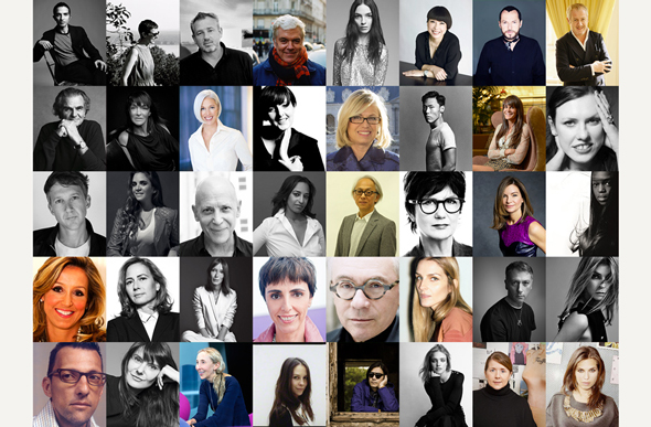Internationally-renowned experts to join the panel of experts for the LVMH Young Fashion Designer Prize