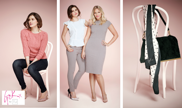 Gok Wan's eleventh collection for Tu now availble at over 200 Sainsbury's stores nationwide