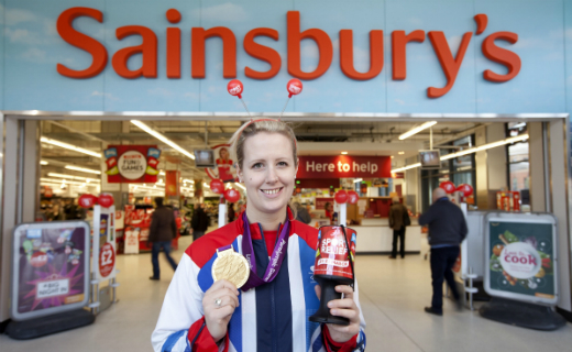 Paralympians and Para-athletes to visit 12 Sainsbury's stores to help launch Sport Relief fundraising in-store