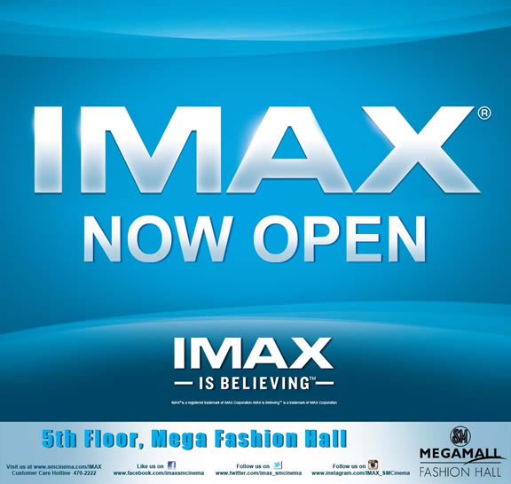 SM IMAX