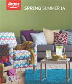 Argos unveils New Spring Summer 2014 Home Range