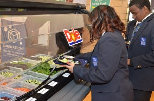 Dole and Meijer partner to donate salad bars to public schools in Detroit, Cincinnati and South Bend, Ind.
