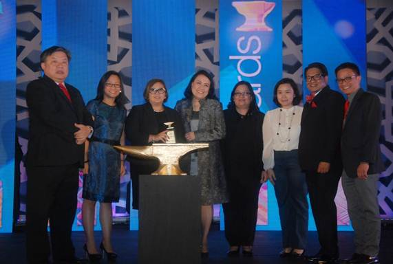 SM Investments Corporation received Anvil Award from Philippines Public Relations Society