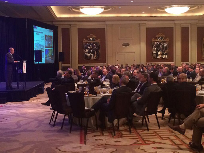 William Wolfe ICSC's OAC Summit panelist: Now is a good time to sell assets