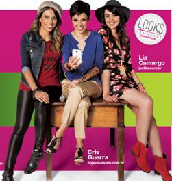 Fashion bloggers Carla Lemos (Modices), Cris Guerra (Hoje vou Assim) and Lia Camargo (Just Lia) to put their signatures to Carrefour's Tex range of clothing and accessories