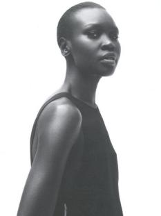 H&M Conscious Foundation named model Alek Wek as official ambassador