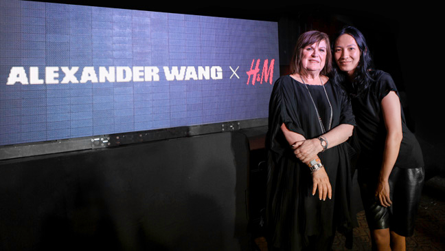 H&M next designer collaboration will be with New York based Fashion Designer Alexander Wang