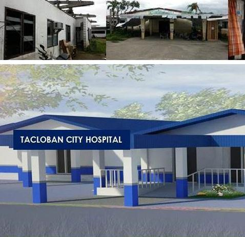 SM Foundation to renovate the Tacloban City Hospital after typhoon Haiyan
