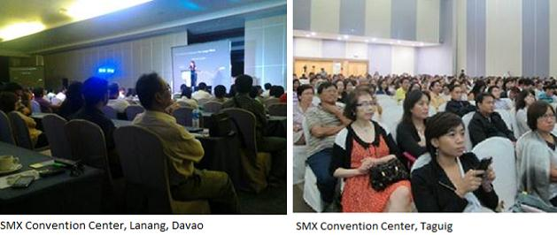 SM Investments Corporation held first retail roadshow to reach out to investors
