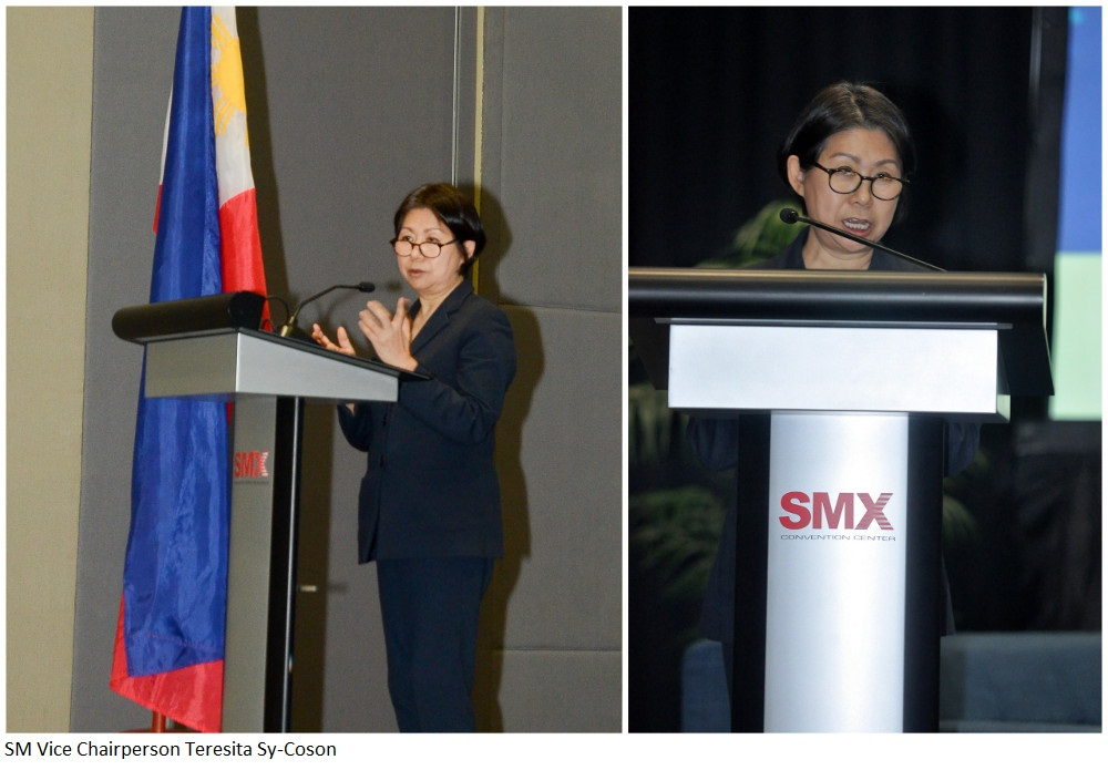 SM Investments Corporation highlights opportunities in Philippine real estate following its recent merger of property assets under