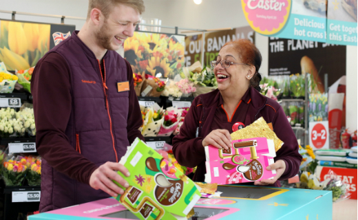 Sainsbury's first supermarket to let customers recycle their Easter egg packaging