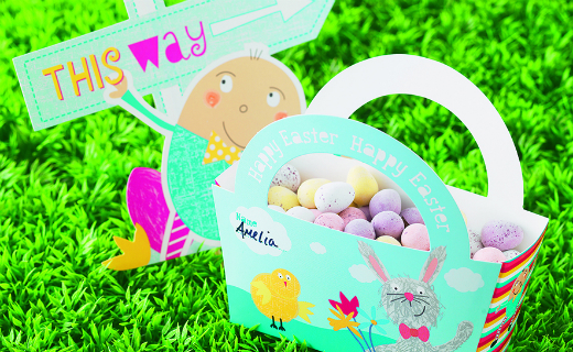 Sainsbury's research reveals kids' perfect Easter starts with family at home