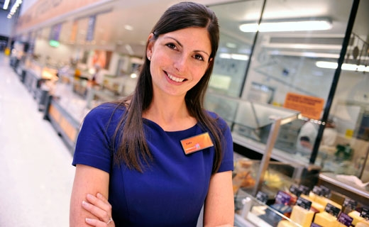 Sainsbury's included in The Times Top 50 Employers for Women 2014