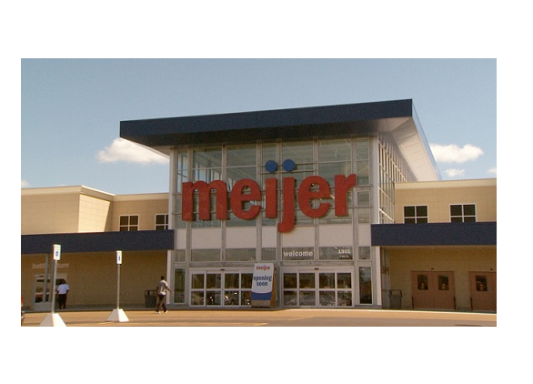 Meijer opened supercenter today in South Haven, Michigan