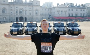 Sainsbury's Anniversary Games to be held in Horse Guards Parade Ground and The Mall in central London