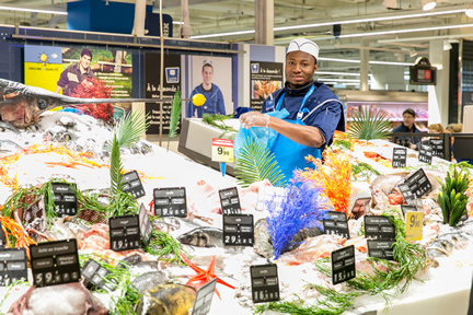 Carrefour announced its intention to support the From North producers' fishery as part of its strategy to have its sole line MSC-assessed