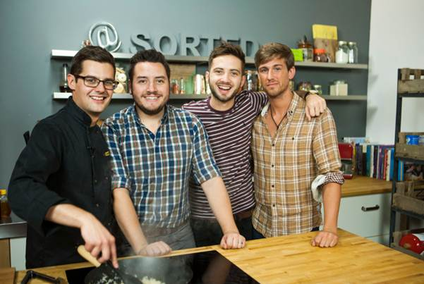 The SORTEDfood team