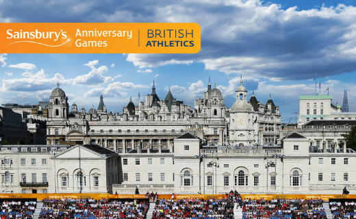 The 2014 Sainsbury's Anniversary Games to take place in two of London's most iconic venues in St James' Park on on Sunday 20 July