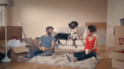 Argos to launch full through-the-line campaign for its first ever home and furniture power brand 'Heart of House'