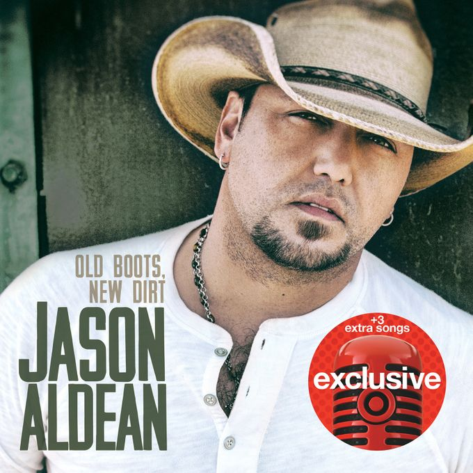Exclusive edition of country music star Jason Aldean's sixth studio album available at Target