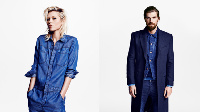 H&M introduces Conscious Denim collection in October 2