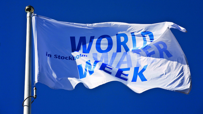 H&M participates in World Water Week in Stockholm