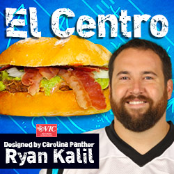Harris Teeter and Carolina Panthers center Ryan Kalil to debut Kalil's personally designed Signature Sub Sandwich