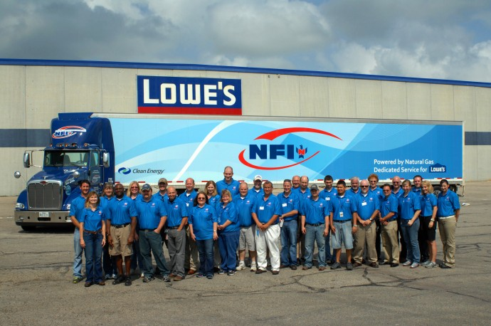 Lowe's receives 2014 SmartWay Excellence Award for superior environmental performance in supply chain operations
