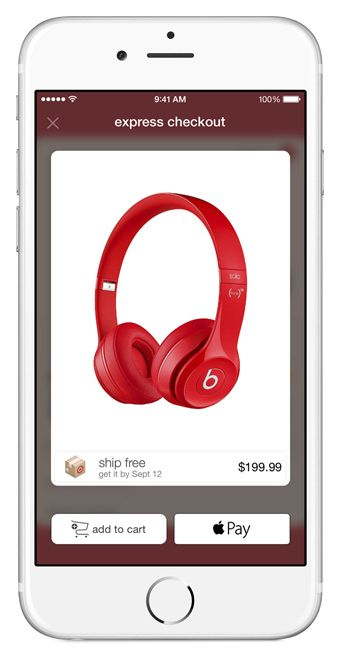 Target announces its integration with Apple Pay
