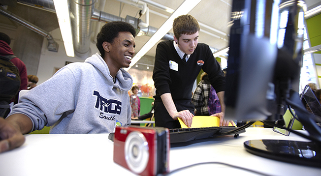 Best Buy opens additional Teen Tech Centers in Seattle, Jersey City, New Jersey, Washington, D.C. and Denver