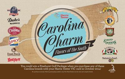 Carolina Charm program launches at Harris Teeter locations across North and South Carolina