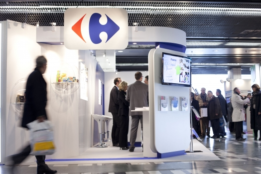 Carrefour presents at the Actionaria Exhibition at the Palais des Congrès in Paris on 21 and 22 November